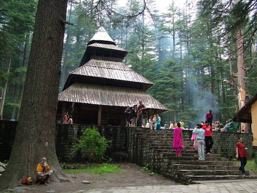 Temple visits in Kullu Manali